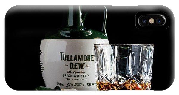 Tullamore D.e.w. Still Life IPhone Case