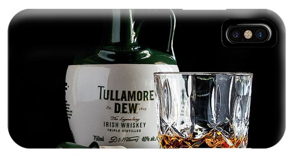 Tullamore D.e.w. Still Life IPhone Case