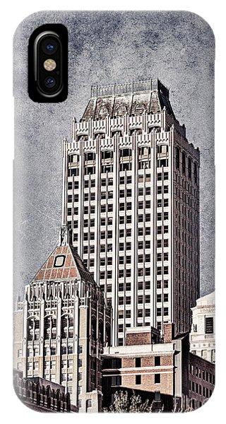 Tulsa Art Deco I IPhone Case
