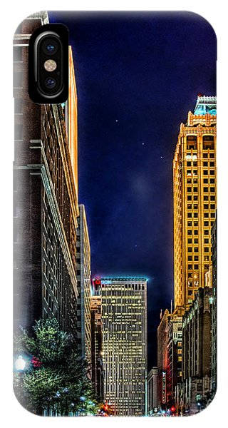 Tulsa Nightlife IPhone Case