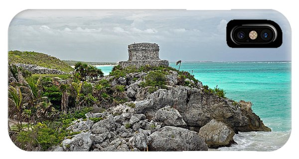 Tulum Mexico IPhone Case