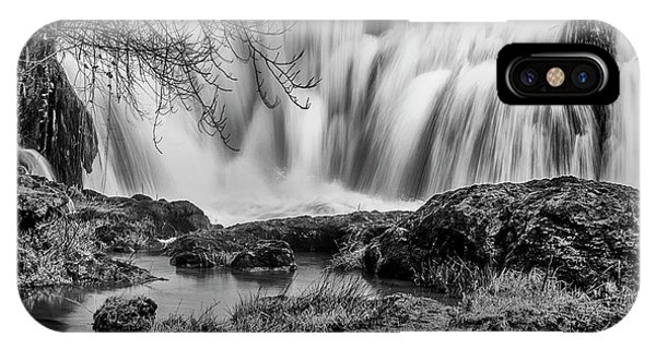 Tumwater Falls Park IPhone Case