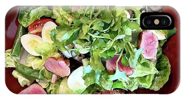 Tuna Salad Phone Case by Arya Swadharma
