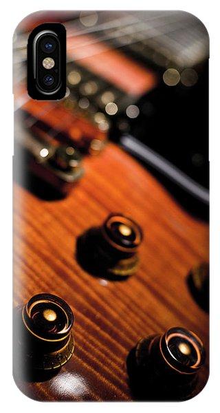 Tune Into Focus IPhone Case