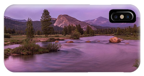 Tuolumne Meadow IPhone Case