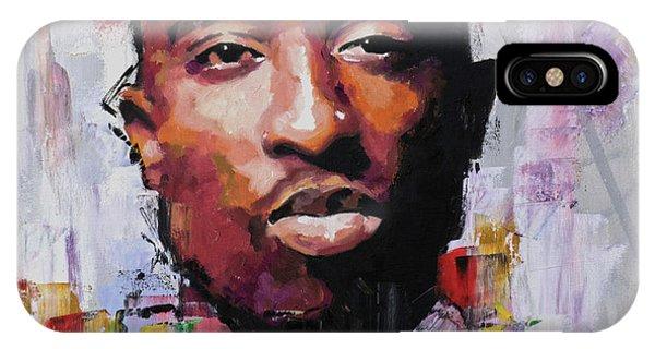 Tupac IPhone Case