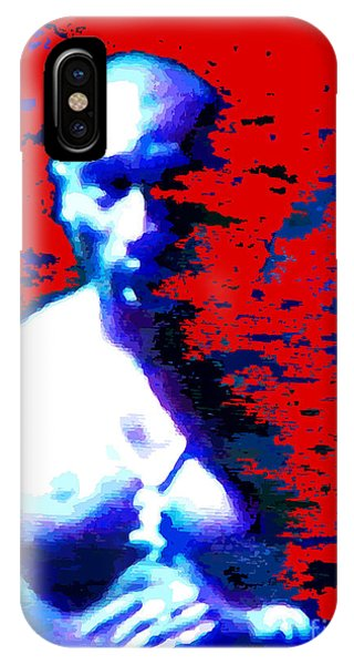 Tupac Unleashed IPhone Case