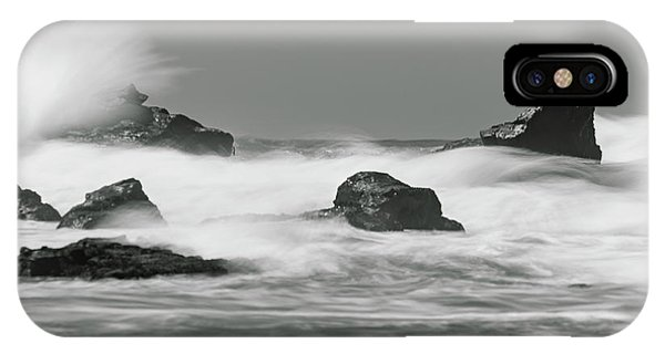 Turbulent Thoughts IPhone Case