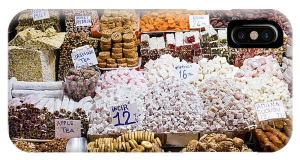 Turkish Delight In Istanbul IPhone Case