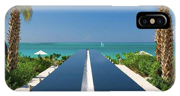 Turks And Caicos IPhone Case