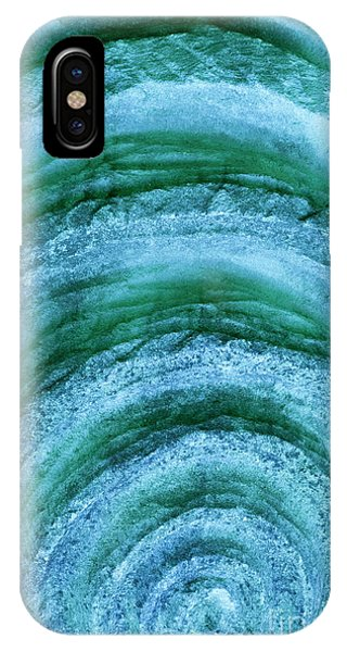 IPhone Case featuring the digital art Turmoil by Wendy Wilton