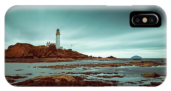 Turnberry Lighthouse IPhone Case