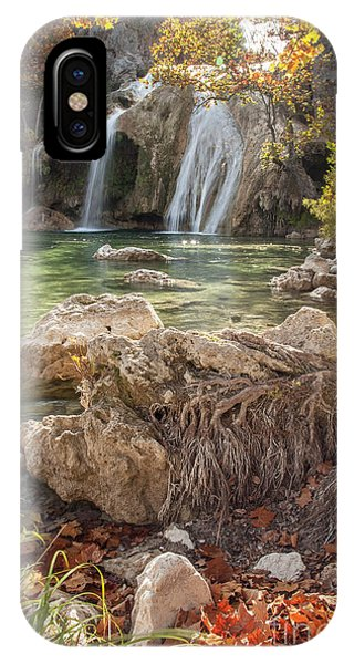 Turner Falls In The Arbuckles IPhone Case