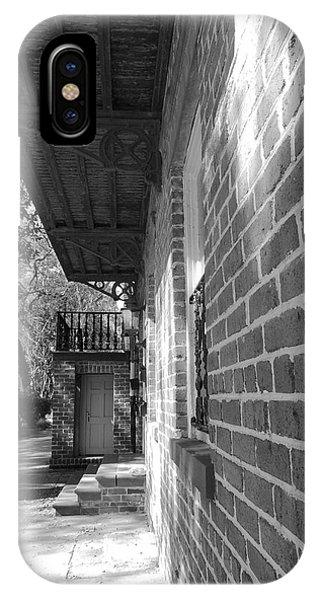 Turning A Savannah Corner IPhone Case