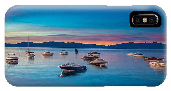 Turquoise Dream IPhone Case