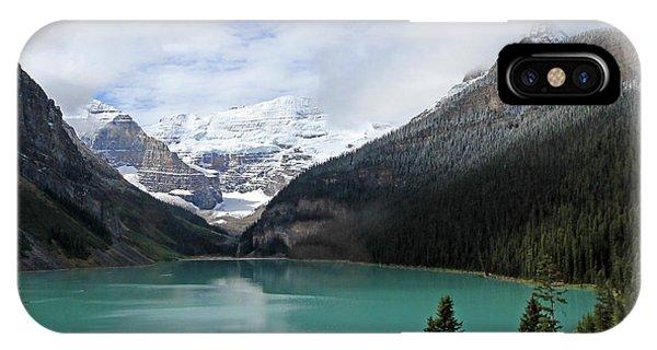 Turquoise Lake IPhone Case