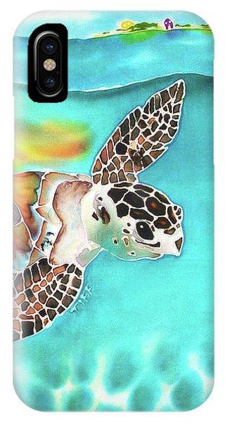 Turtle Creek IPhone Case