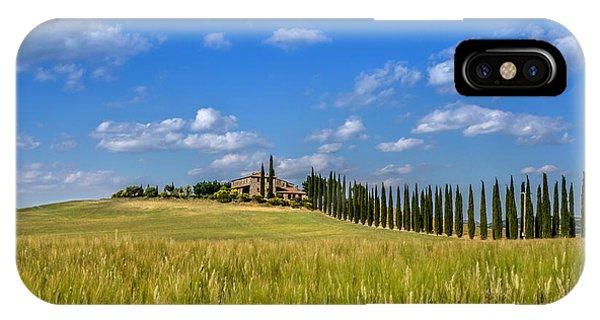 Tuscan Estate 2 IPhone Case