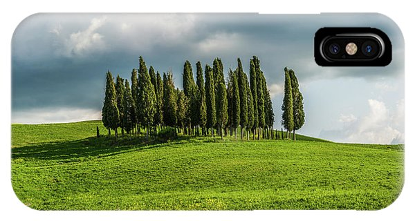 Tuscan Wonderland - Val D Orcia IPhone Case
