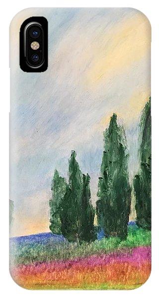 Tuscany Dream IPhone Case