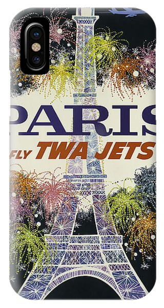 Twa Paris IPhone Case