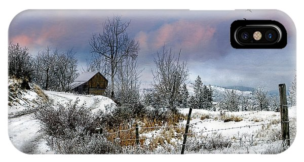 Twain's Barn IPhone Case