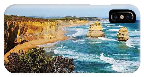 Twelve Apostles Australia IPhone Case