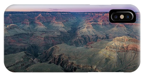 Twilight At South Rim Grand Canyon IPhone Case