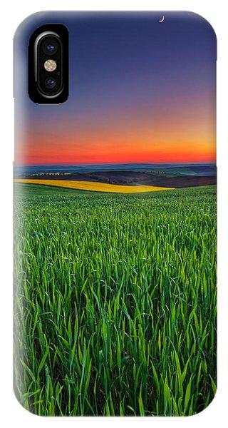 Twilight Fields IPhone Case