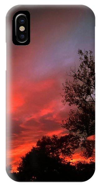 Twilight Fire IPhone Case