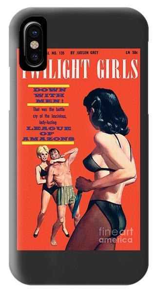 Twilight Girls IPhone Case