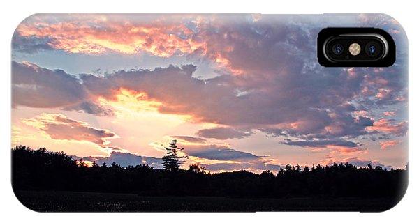 Twilight Glory IPhone Case