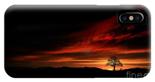 Twilight Glow IPhone Case