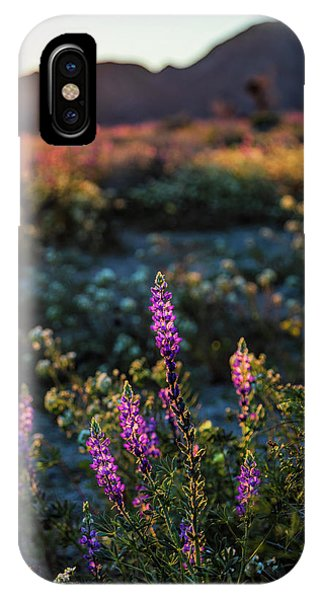 Twilight Lupine IPhone Case