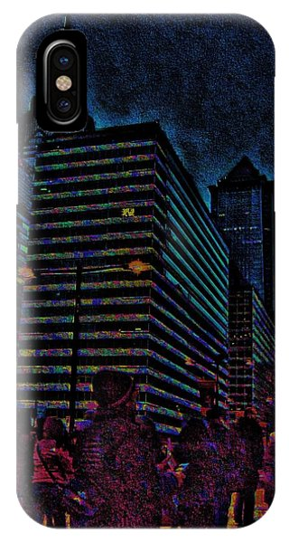 Twilight Of Uncertainty IPhone Case