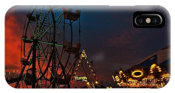 Twilight On The Midway  IPhone Case