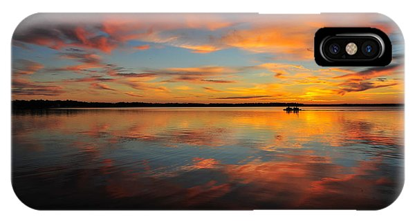 Twilight Reflection IPhone Case
