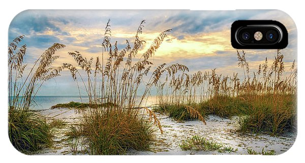 Twilight Sea Oats IPhone Case