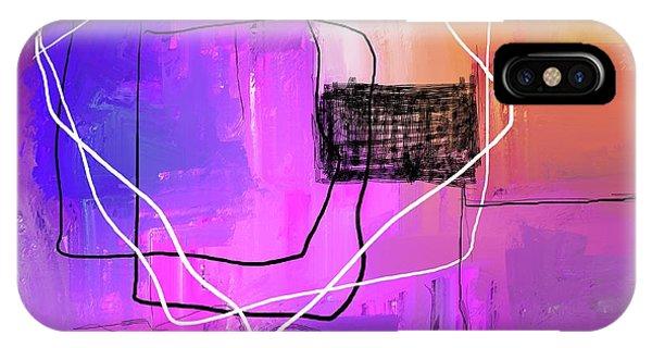 IPhone Case featuring the mixed media Twilight Zone by Eduardo Tavares