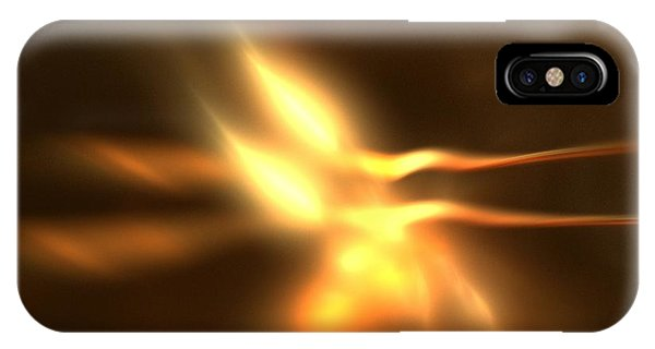 Twin Flame IPhone Case