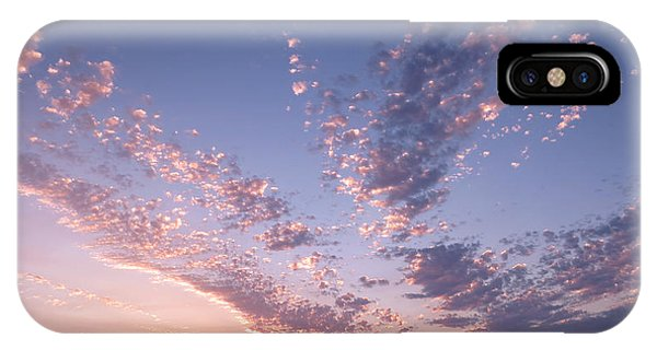 Twin Sisters Sunset IPhone Case