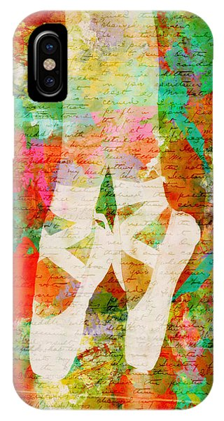Layered iPhone Case - Twinkle Toes by Nikki Marie Smith