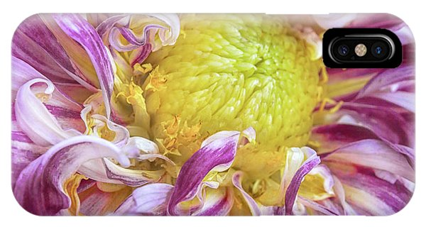 Twisted Petals IPhone Case