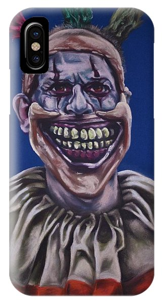 Twisty The Clown  IPhone Case