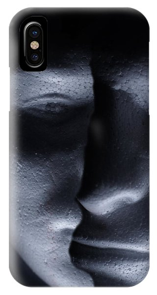 Two Faced Shadow IPhone Case