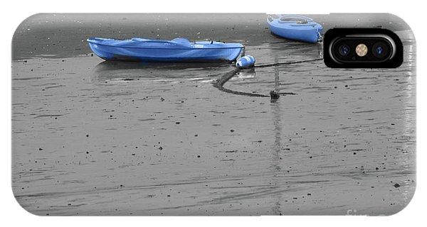 Two Kayaks IPhone Case