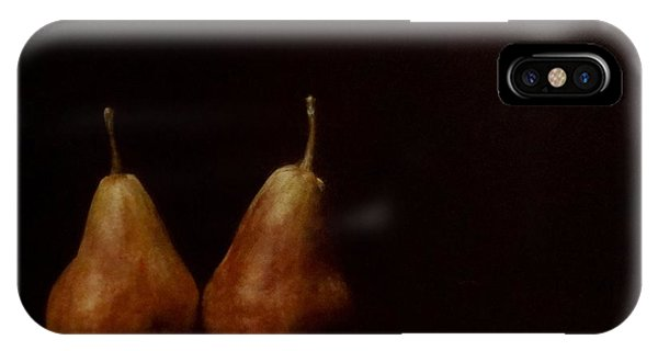Two Pears IPhone Case