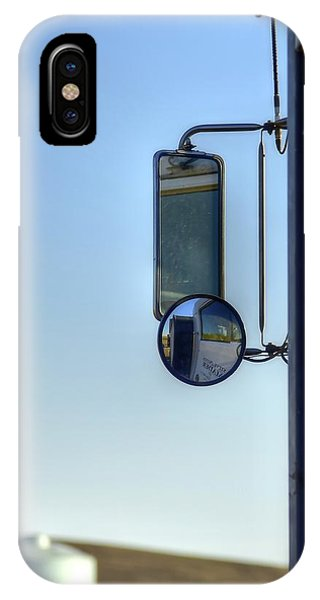 IPhone Case featuring the photograph Two Rear Views by Jerry Sodorff