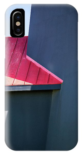Tybee Building Abstract IPhone Case