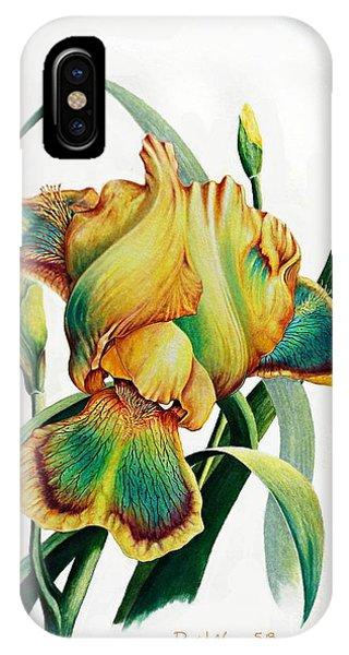 Tye Dyed IPhone Case